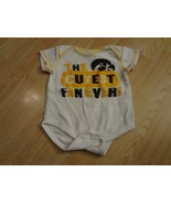 "Infant/Baby Iowa Hawkeyes 3/6 Mo Creeper One-Piece ""The Cutest Fan Ever!... - $6.79"
