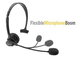 Cellet 2.5mm Hands-Free Headset with Boom Mic for Home Office Cell Phones - ₨732.39 INR