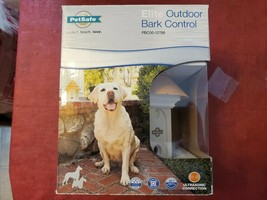 PetSafe Elite Outdoor Bark Control Birdhouse Ultrasonic + Timer Weatherp... - $56.49