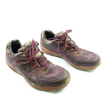 Merrell Purple Suede and Camo Sneakers Shoes in Women's US 9.5 EUR 40.5 - $44.95