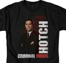 Criminal Minds t-shirt Aaron Hotchner (BAU) TV crime drama CBS990 image 2