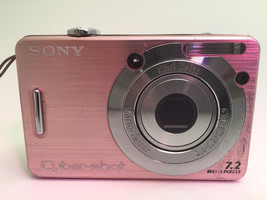 Sony Cybershot DSC-W55 Camera for Parts - $9.79
