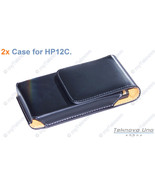 2x Belt Clip CASE Pouch for  HP 10c 11c 12c 12CP HP 15c 16c 17BII+ 10BII... - $17.81