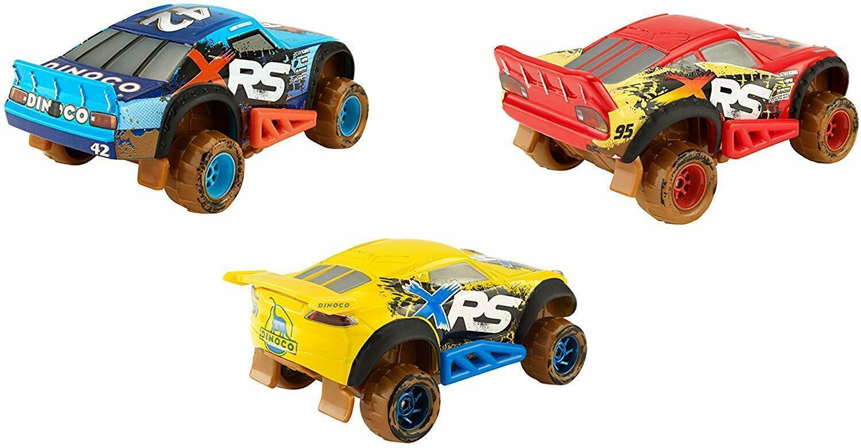 Disney Pixar Cars XRS Mud Racing 3-Pack image 4