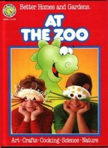 Better Homes and Gardens at the Zoo (Fun-to-do Project Books) Better Hom... - $11.38