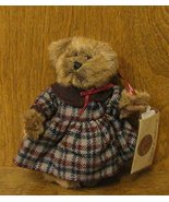 Russ Berrie Vintage Collection Lindsey Plush Bear, 6-Inch - $14.83