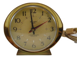 vintage Westclox electric Big Ben Alarm Clock green - $34.99