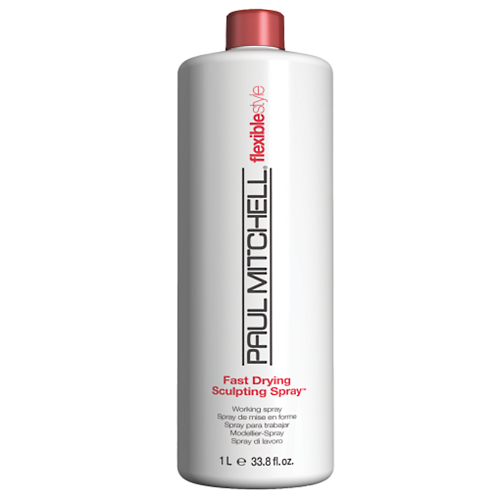 Flexible style fast drying sculpting spray 33