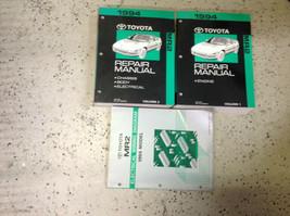 1994 Toyota MR2 Mr 2 Service Repair Shop Workshop Manual Set w Wiring - $198.85