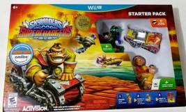 Skylanders Superchargers Starter Kit( Wii U) *New,Sealed* - $18.49