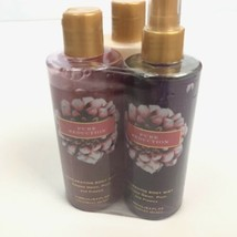 victoria secret pure seduction casaba melon, plum, freesia Body Wash, Lo... - $125.72
