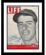 Ultra Rare - Joe DiMaggio - Baseball Legend - Authentic Hand Signed Auto... - $149.99