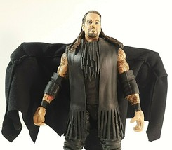 WWE WWF The Undertaker with Wings and Stand Wrestling Action Figure Matt... - $79.99