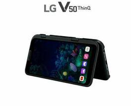 LG V50 Think Q LM-V500N 128GB+Dual Screen unlocked phone Astro Black(Single Sim) image 3