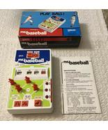 Galoob Original MR. BASEBALL Handheld Portable Video Game - VINTAGE 1978 - $24.69