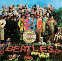 THE BEATLES - Sgt Pepper's Lonely Hearts Club Band CD - Gently Used - FR... - $9.99