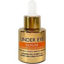StBotanica Pure Radiance Under Eye Serum, 20ml - For Dark Circles, Puffiness, Wr image 2