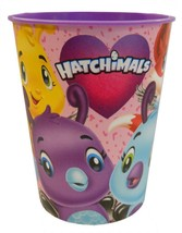 Hatchimals Stadium Keepsake Plastic Favor 16 oz Cup 1 Per Package New - $1.93