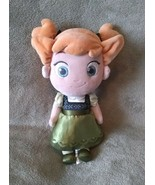 """Disney Store Toddlers PRINCESS ANA plush Doll from FROZEN 13"""" - $9.49"""
