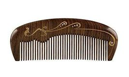 Natural Wooden Comb/Best Choice Of Gift Giving/Chinese Style(Sander) image 1