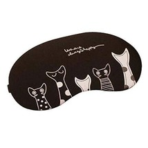 Office Lovely Personality Eyeshade Sleep Breathable Comfortable Eye Mask