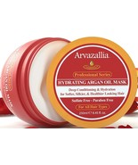 Deep Conditioning & Hydration Argan Oil Mask Conditioner for Softer Silk... - $19.80