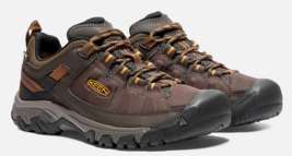 Keen Targhee EXP Low Top Size: US 11.5 M (D) EU 45 Men's WP Hiking Shoes 1017722 image 2