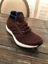 Adidas Ultra Boost All Terrain Shoes Night Red Blue Accent Size 4.5 Brand New! - $132.30