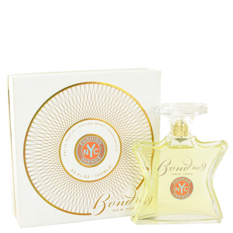Bond No. 9 Fashion Avenue 3.3 Oz Eau De Parfum Spray