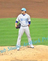 Original Brian Duensing Chicago Cubs Game Action Pic Various Sizes PhotoArt - $3.99+