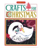 Family Circle - Crafts for Christmas gifts & decorating-variety of techn... - $4.99