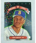 1992 Ken Griffey JR Donruss Gallery Of The Stars #GS-8 - $5.95