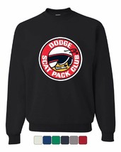 Dodge Scat Pack Club Sweatshirt 1970 Dodge Club Logo Sweater - $16.24+