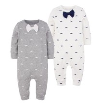 Clearance Sale Baby Boy Rompers Spring Autumn Cotton Full Sleeve Overall... - $12.69