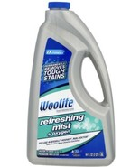 Bissell Woolite Refreshing Mist + Oxy Carpet And Upholstery Cleaner, 64 Oz - $26.99