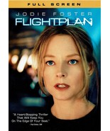 Flightplan, 2006, Staring Jodie Foster (DVD, Full Screen Edition) - $9.99