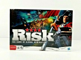 Risk The Game of Global Domination Board Game Hasbro 2010 NEW FACTORY SE... - $24.95