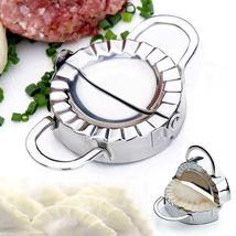 New Stainless Steel Ravioli mould Dumpling Maker Wrapper Pierogie Pie Crimper image 3