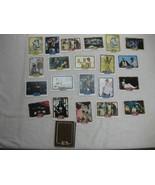 Star Wars Vintage 1978 Big G Cereal Cards & Folder - 18 & 3 duplicates - $58.04