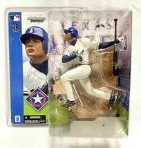 Alex Rodriguez Texas Rangers MLB McFarlane Figure NIB A-Rod Baseball Ser... - $39.59