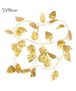 Kiwarm Artificial Ivy Vine Fake Foliage Dried Flower - $9.95