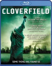 Cloverfield (Blu-ray Disc, 2008)