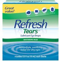 Refresh Tears Lubricant Eye Drops Multi-pack 4 ct - $39.00