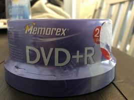 NEW Memorex dvd r 25pk tower - $12.19