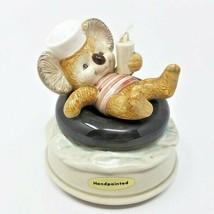 OTAGIRI Kirby Koala Music Box by Gibson Greeting Cards Plays Over The Waves - $34.58
