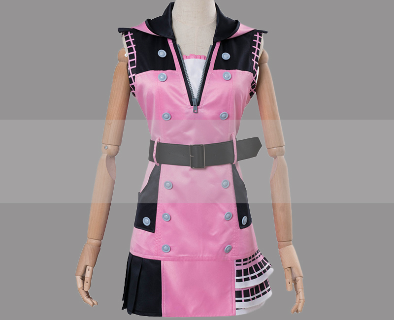 Kingdom hearts 3 kairi cosplay costume for sale