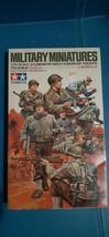 Tamiya Military Miniatures U.S. Infantry West European Theater 1:35 Scale - $14.00
