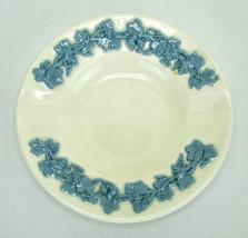 Vintage Wedgwood Chelsea Grape Blue & White Creamware Ashtray  - $15.00