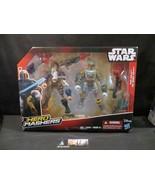 Hasbro Han Solo (tm) & Boba Fett tm Hero Mashers Disney Star Wars action... - $20.80