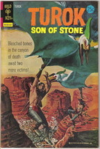Turok Son Of Stone Comic Book #91, Gold Key 1974 VERY FINE- - $19.27
